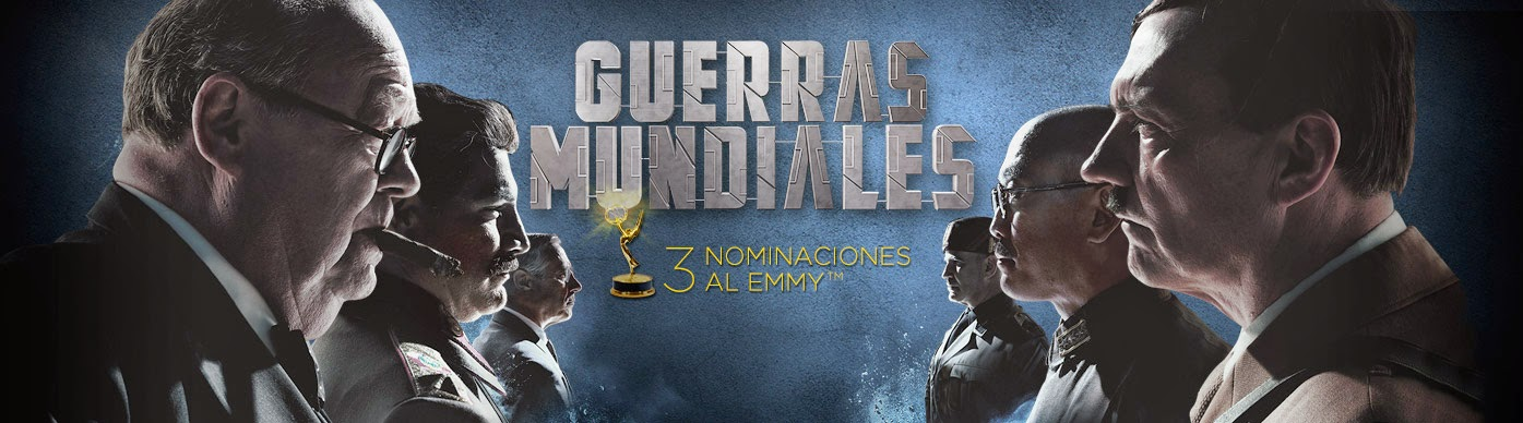 Guerras mundiales - History Channel HdTv 720p Latino [Mega]