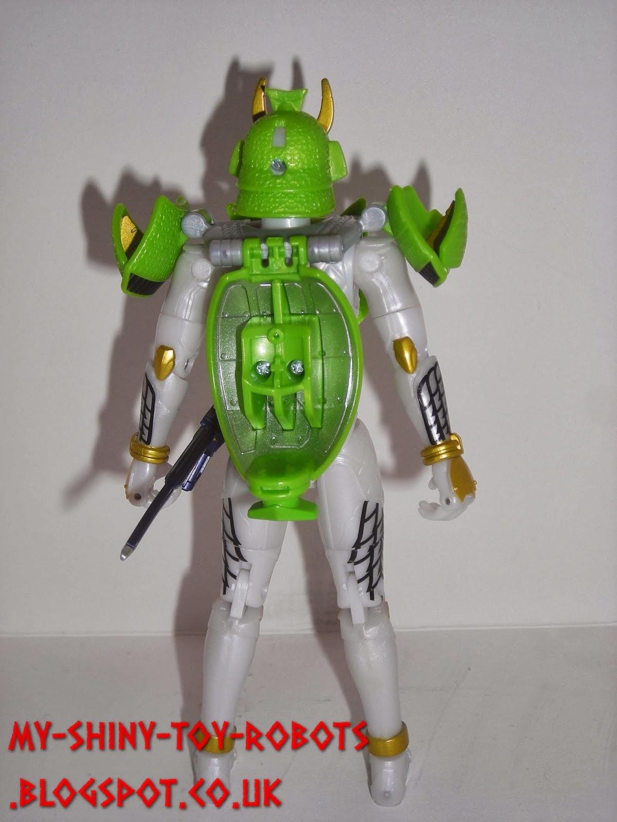 Kamen Rider Zangetsu Melon Arms - back