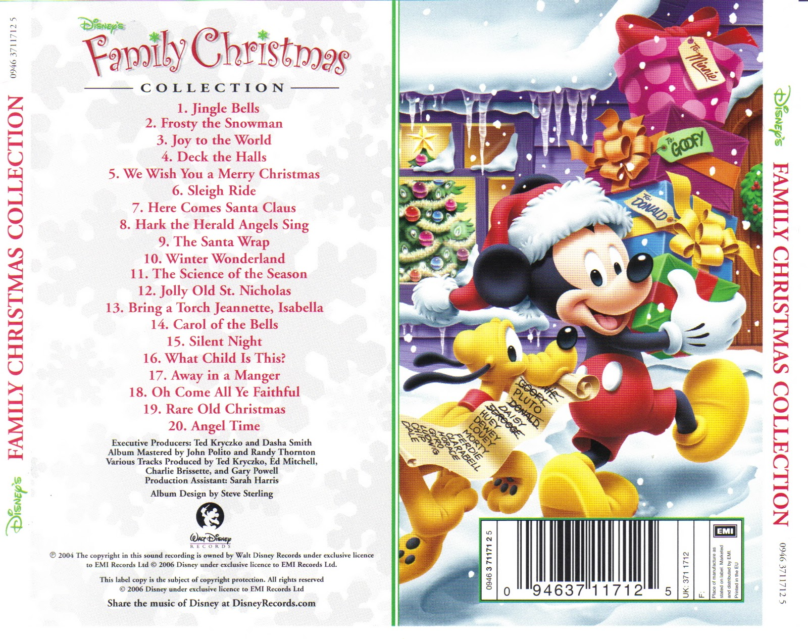 disneys family christmas collection free download rapidshare - Download Christmas Songs