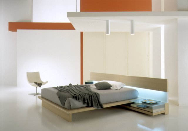 Decoration styles decorating trends types of bedrooms and for Dormitorio 3x3