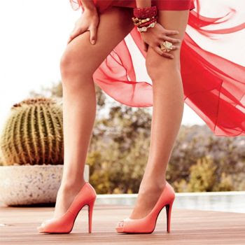 Stylish Shoes Trends 2012