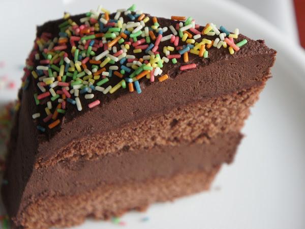 REZEPT: glutenfreie Schoko-Sahne-Torte