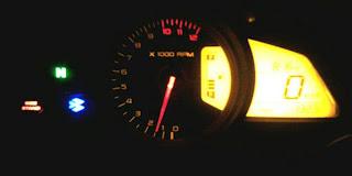 Speedometer P200NS