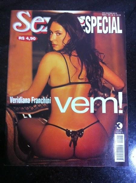 Veridiana Franchini - Sexy Especial 2001