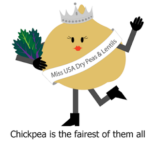 Chickpea is the fairest of them all