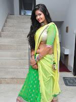 Shreya Vyas half saree photo shoot-cover-photo