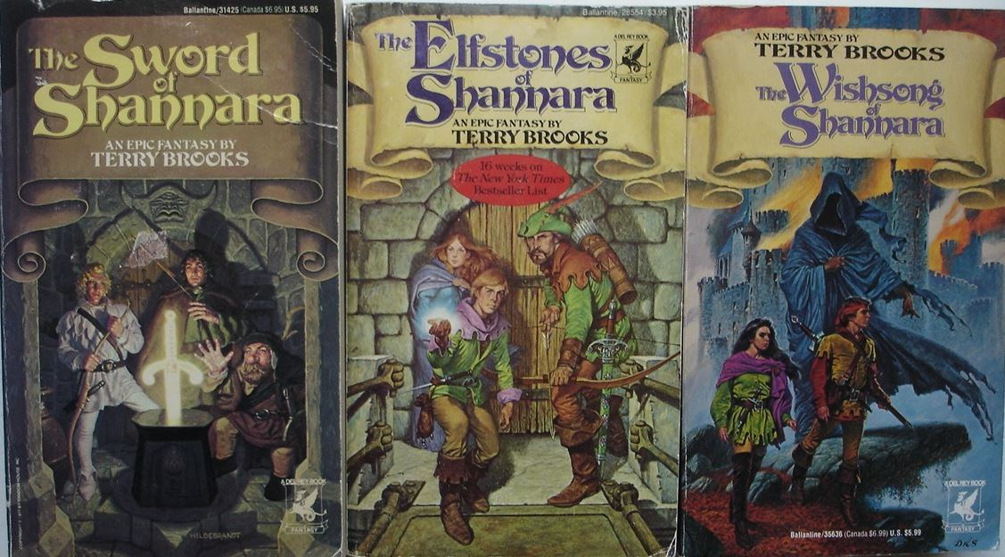 elfstones of shannara book review