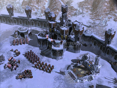 Le Jeux The Lord Of The Rings Screenshot 2