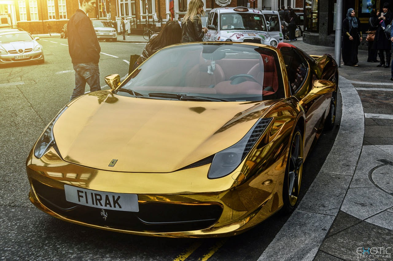 chrome gold car wallpaper - photo #28