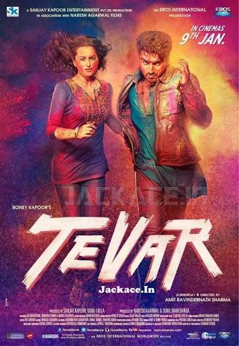 Tevar (2015) Movie Poster No. 3