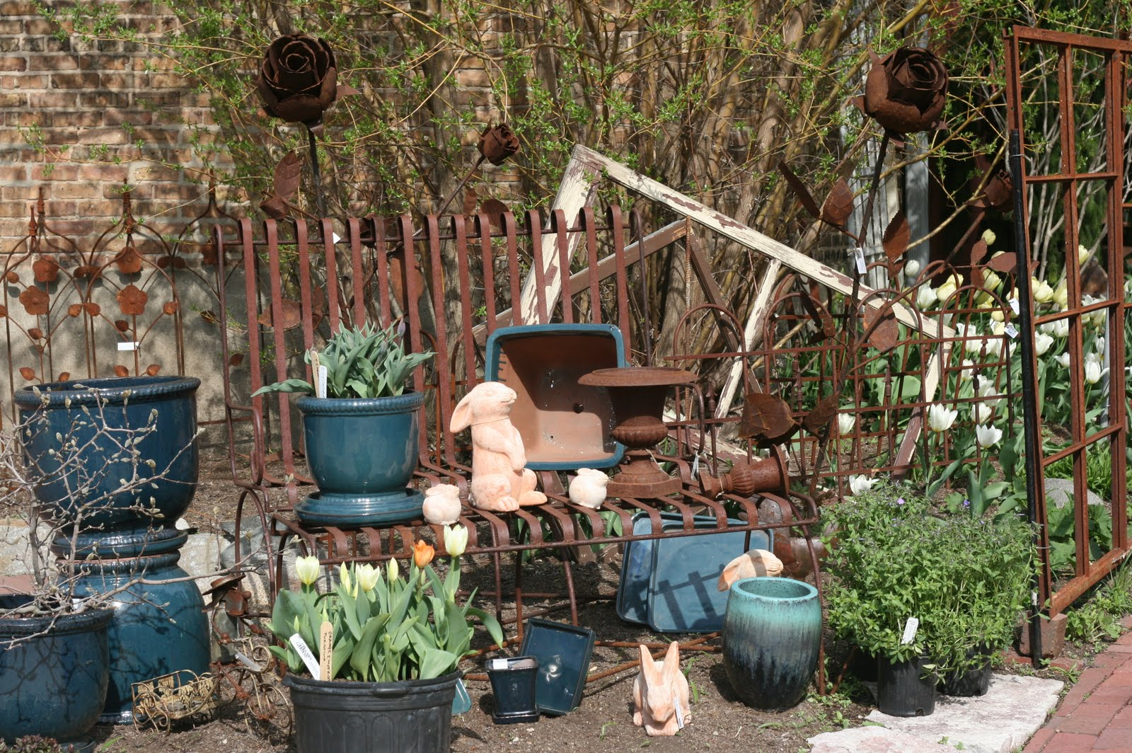 Goofy In A Good Way: Another favorite shoppe, Blumen Gardens, in ...