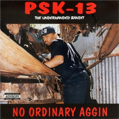PSK-13 – No Ordinary Aggin EP (CD) (1993) (320 kbps)