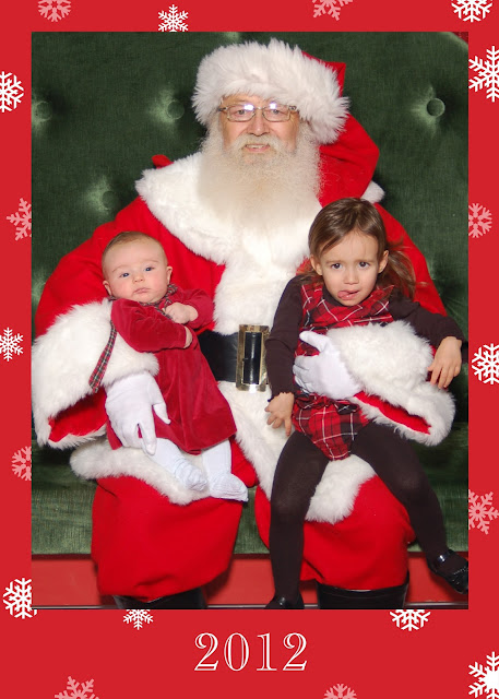santa fail, toddler santa fail, santa photo