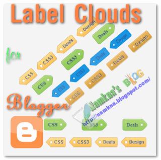 Một số cách tùy biến Label cho blogger