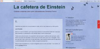 La Cafetera de Einstein