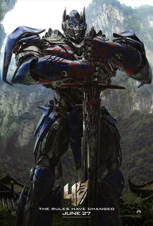Transformers Age of Extinction - Optimus Prime