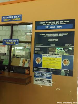 Lok Kawi Wildlife Park Rates