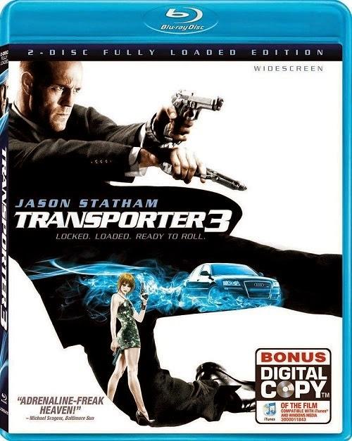 The Transporter 3 เพชฌฆาต สัญชาติเทอร์โบ 2008