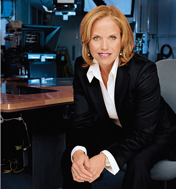 My imaginary interview with Katie Couric