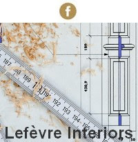 FOLLOW LEFEVRE INTERIORS ON FACEBOOK