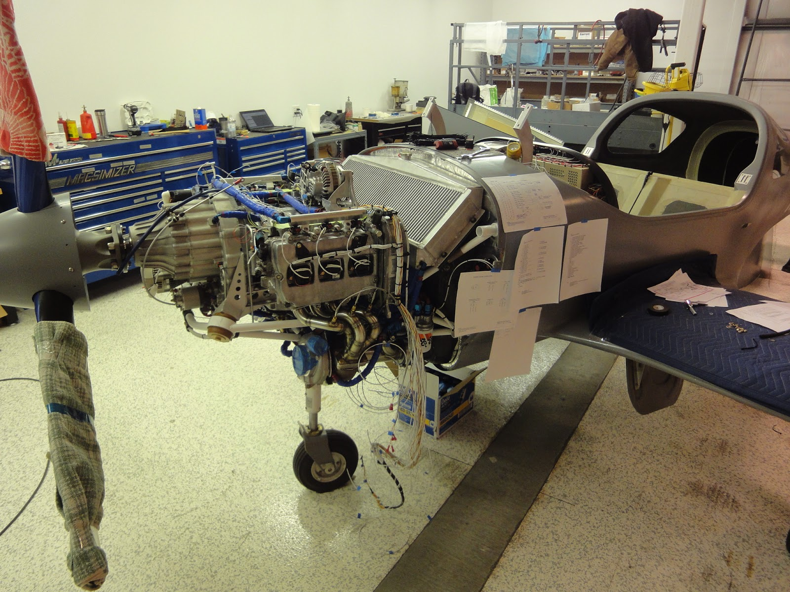 Lancair Legacy N916wb Aircraft Engine Wiring Diagrams And Connector Pinout Tables Await Mondays Efforts