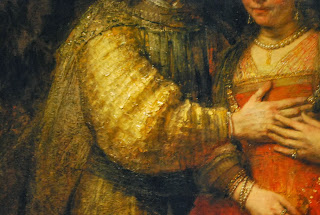 Rembrandt mariage juif Amsterdam