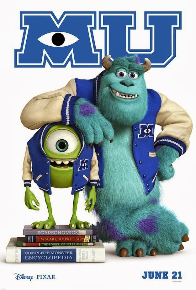 Monstruos University BRrip Latino 2013
