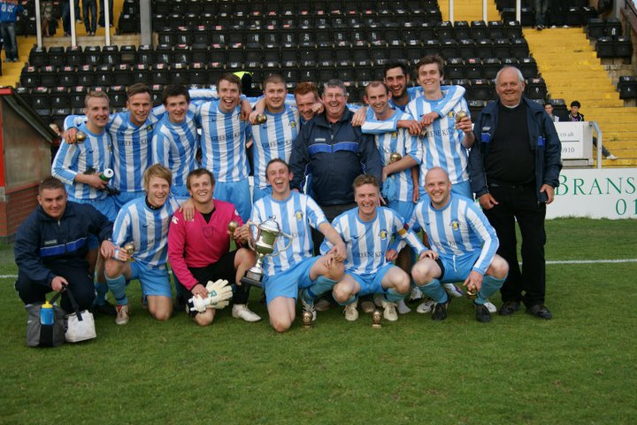 2010/11 Kelly Reed Cup Winners, Ron Eaglen Cup finalists