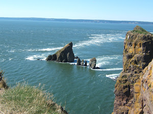 .. cape split .. kings county .. nova scotia