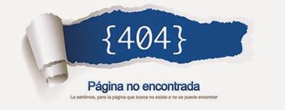 ¿El error 404 perjudica mis rankigs SEO?