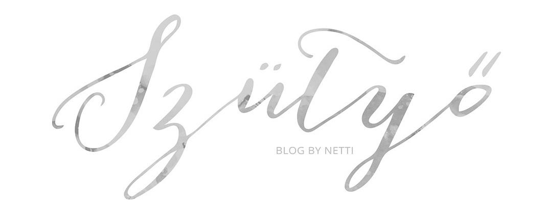Szütyő blog