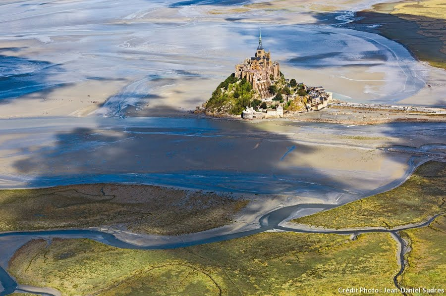 Le Mont Saint-Michel au printemps