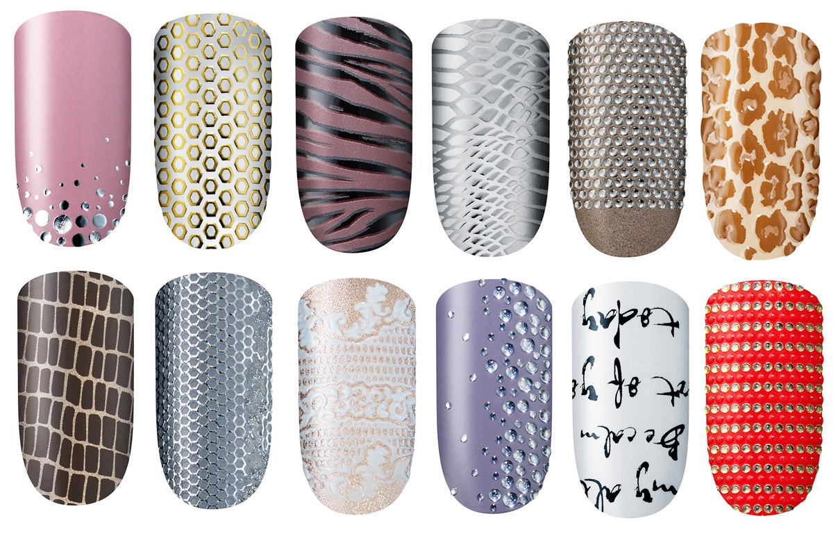 Essie Nail Wraps for 2013 | The Sunday Girl