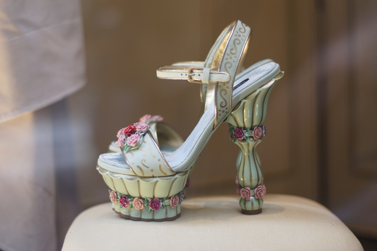 Dolce&Gabbana Marie Antoinette shoes