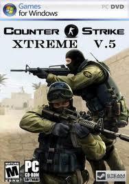 Menampilkan Senjata CS Extreme V5 / Senjata Penuh Lengkap