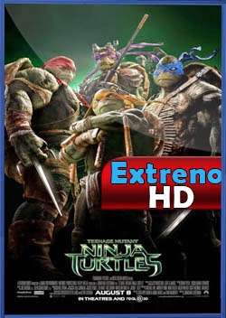 Ninja Turtles (Tortugas Ninja)  | 3gp/Mp4/DVDRip Latino HD Mega