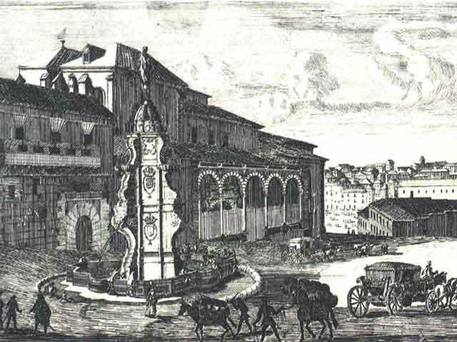 La Inquisición en Madrid Santodomingoconventohis