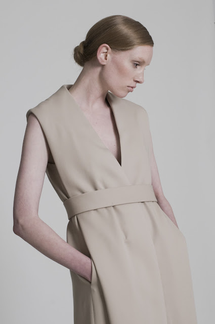 Singapore designer Tze Goh's SS12 collection