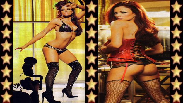 WWE Diva Maria Kanellis Nude Playboy