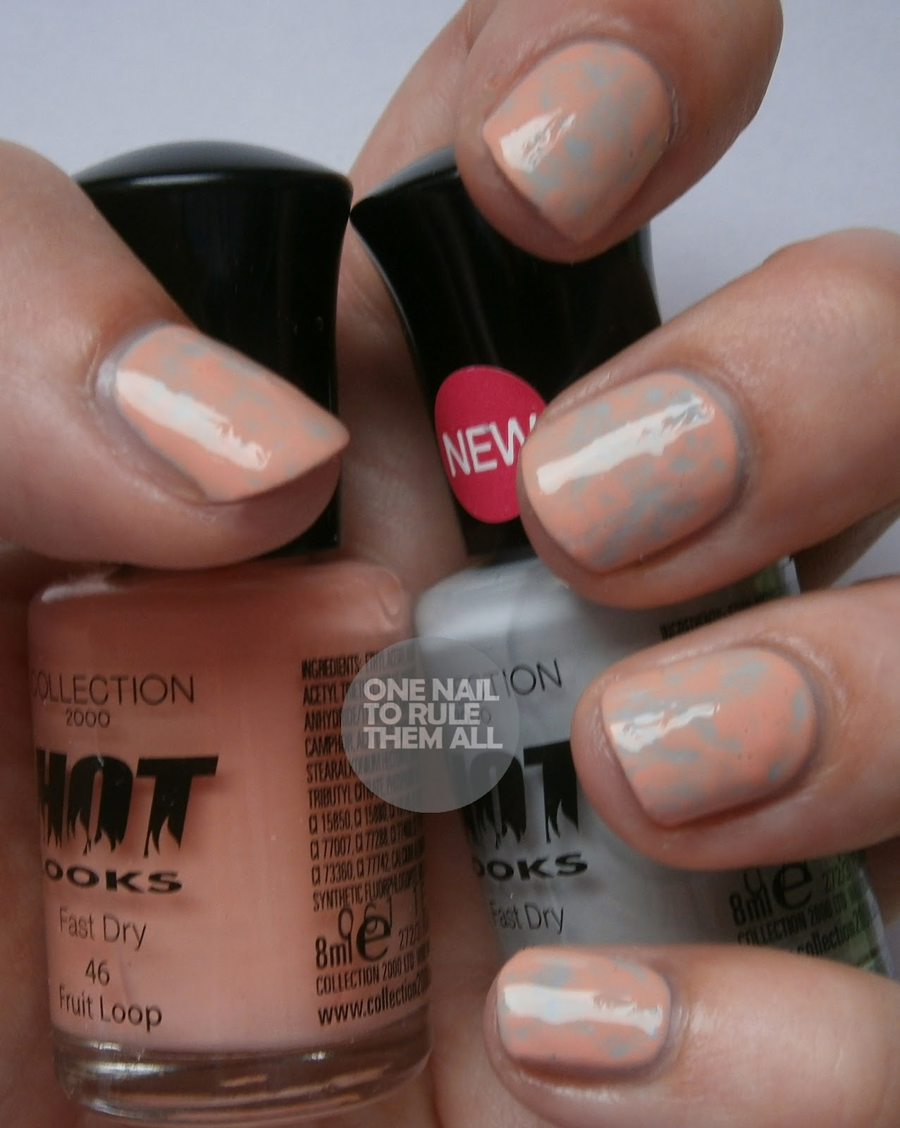 One Nail To Rule Them All: Collection 2000 Hot Looks: review and ...