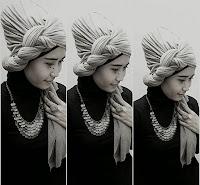 Tutorial Jilbab Turban Style