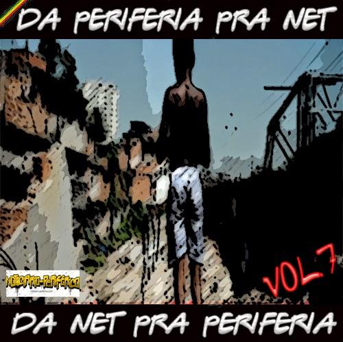 """Artistas que vão participar da Coletânea """"Da periferia pra net,Da net pra periferia Vol.7"""""""