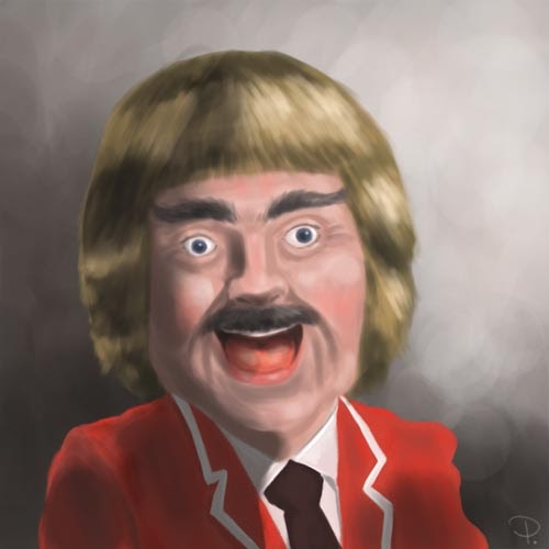 one blog  please  the art of pat pakula  captain kangaroo