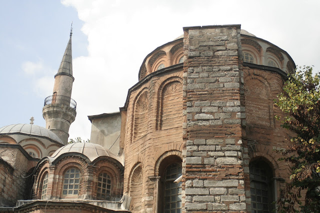 Exterior of Chora Church