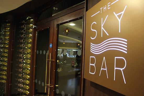Resorts World Birmingham Sky Bar