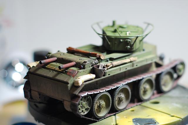 Tamiya BT-7