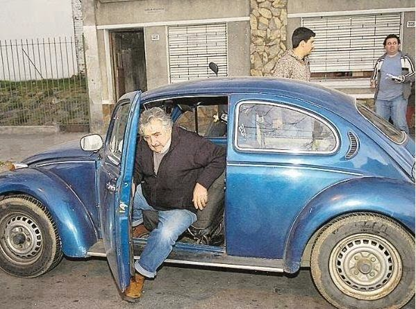 Jose Mujica Car