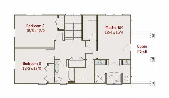 Planos y diseos de casas de dos plantas motorcycle - Planos de casas de 2 plantas ...
