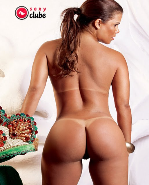Viviane Castro Having Large Dark Brown Nipples Nude