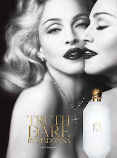 Madonna's 1st Perfume Truth or Dare